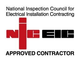 NIC EIC approved Business and Domestic contractor Leeds areas